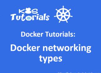 docker networking types
